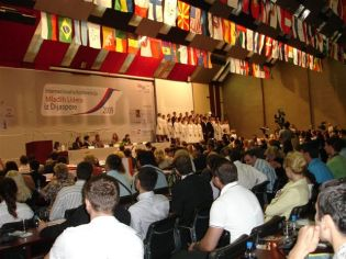 Конференција младих лидера из дијаспоре, јул 2009.