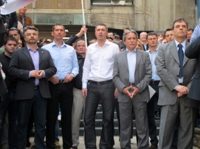 Boško, novi lider