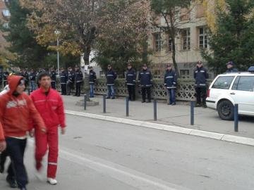SevernaMitrovica-''bezbedniizbori''