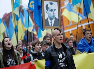 NacistiUkrajina