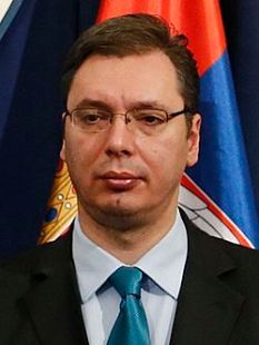 Александар Вучић МУТАВИ, председник владе