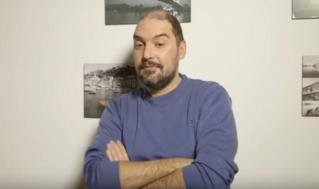 Дража Петровић МУТАВИ, уредник Данаса
