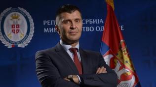 Зоран Ђорђевић МУТАВИ, министар одбране
