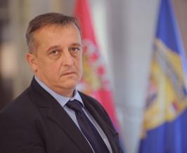 Милош Опарница МУТАВИ, начелник сектора унутрашње контроле МУП