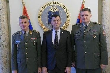 Зоран Стојковић МУТАВИ, директор ВОА