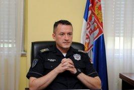 Слободан Малешић МУТАВИ, заменик директора полиције